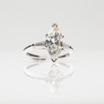 $5,999.00 950-00457 1.58ct marquise 1.78tdw