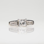 $2,799.00 950-00722 1.14ct princess